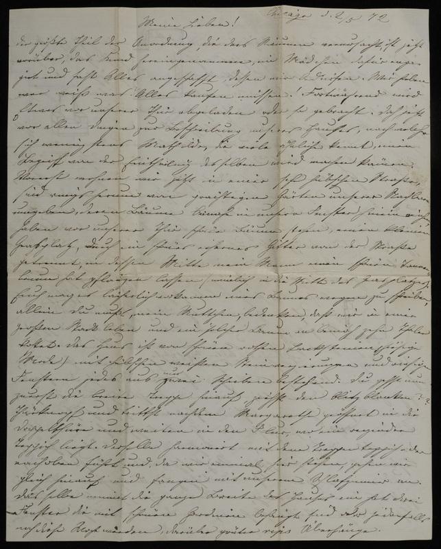Raster family letter, May 2, 1872