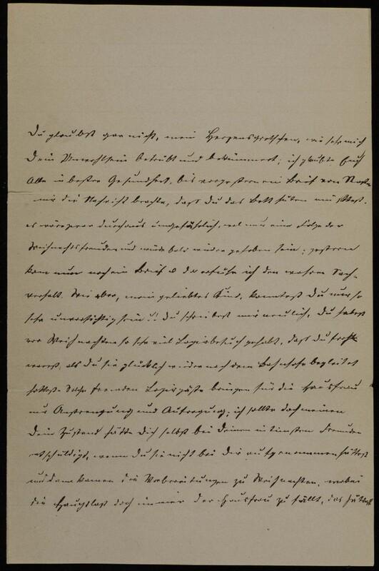 Anna Oppenheim and Adolph Oppenheim to Margarethe Raster and Hermann Raster, January 23, 1884