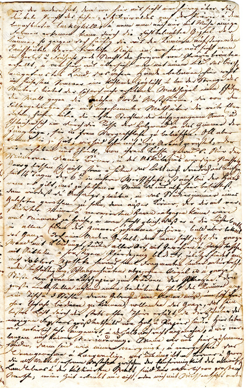 Theodor Engelmann to Margarethe Hilgard, July 30, 1834, p. 3