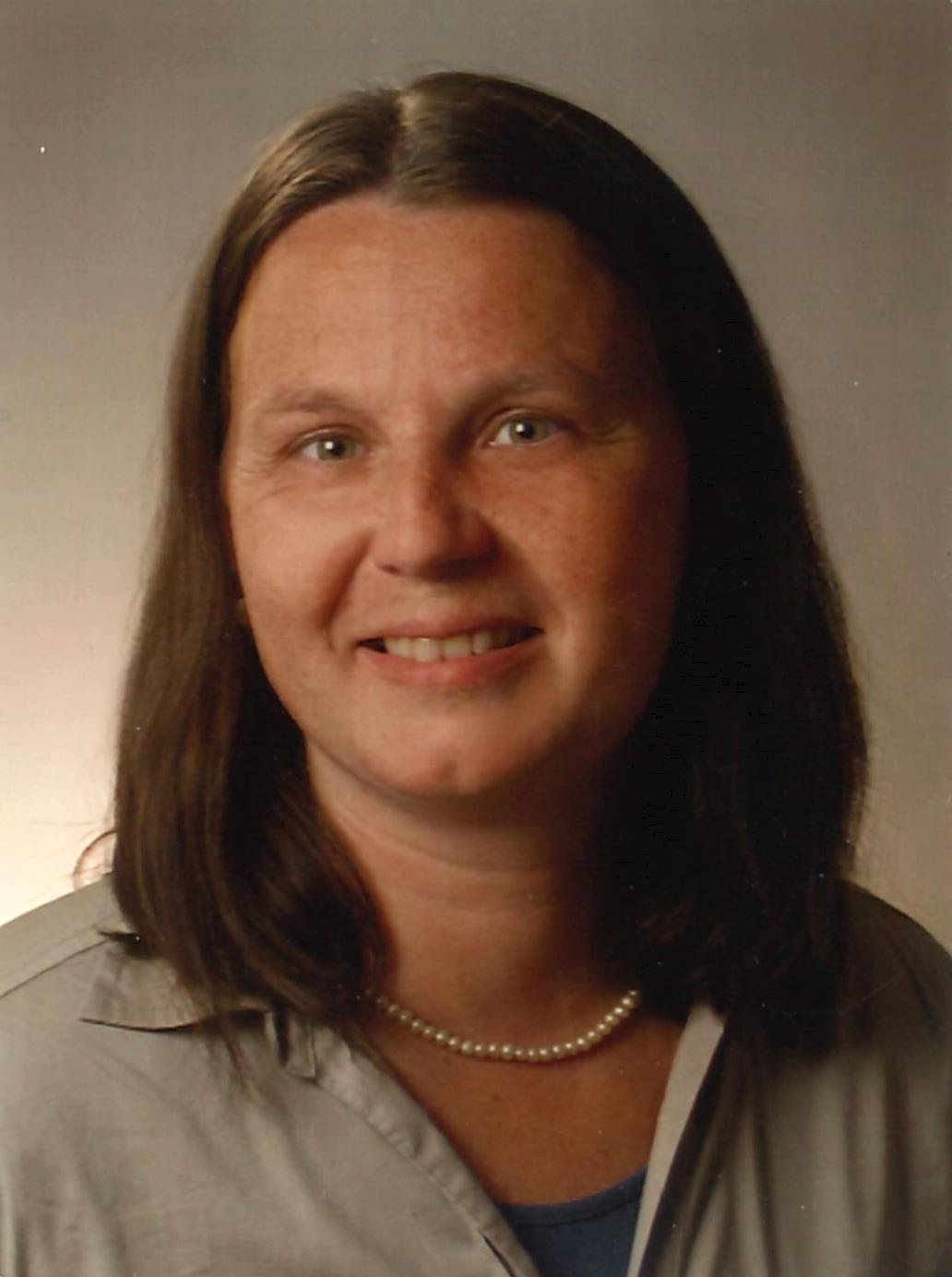 Photograph of Dr. Uta Dorothea Sauer