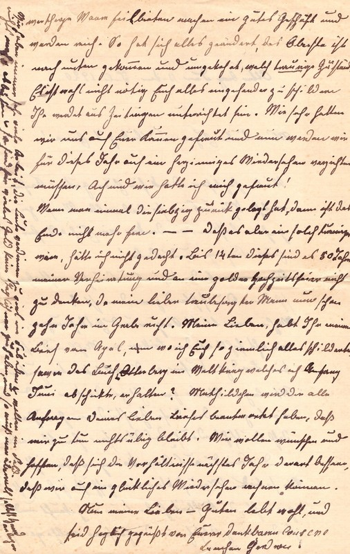 Lenchen Cherdron to Eugen Klee, July 12, 1920, p. 2