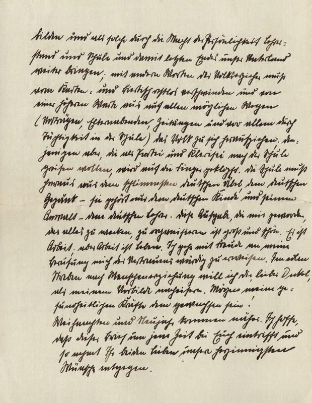 Eugen and Lisbeth Haas to Eugen Klee, November 24, 1920, p. 4