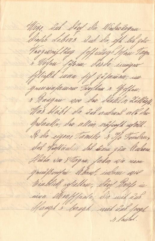 Mathilde Rettig to Eugen Klee, February 6, 1921, p. 4