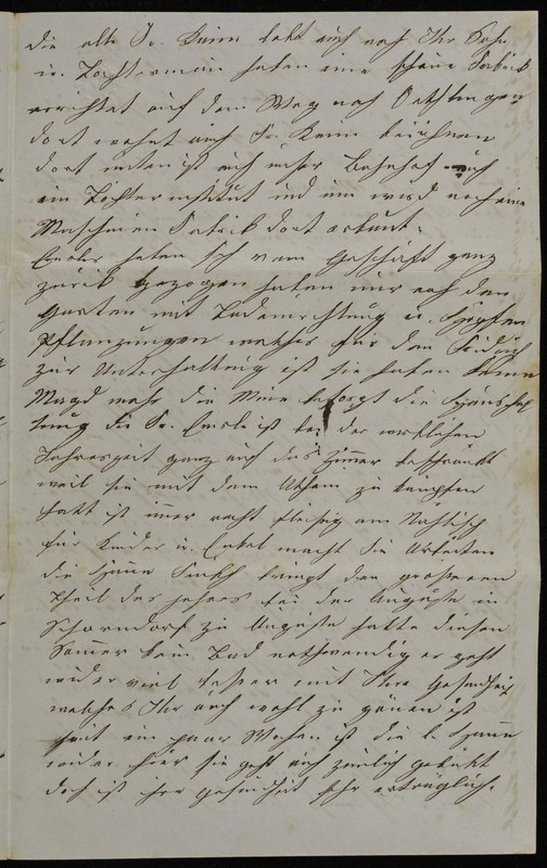 Höfeln family letter, November 14, 1869, page 7