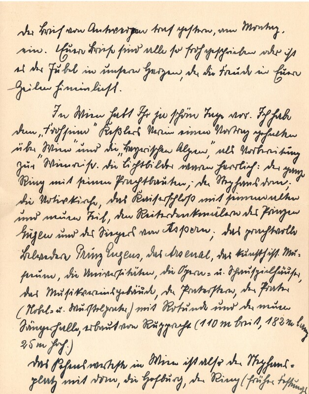 Eugen and Lisbeth Haas to Eugen Klee, July 17, 1928, p. 4