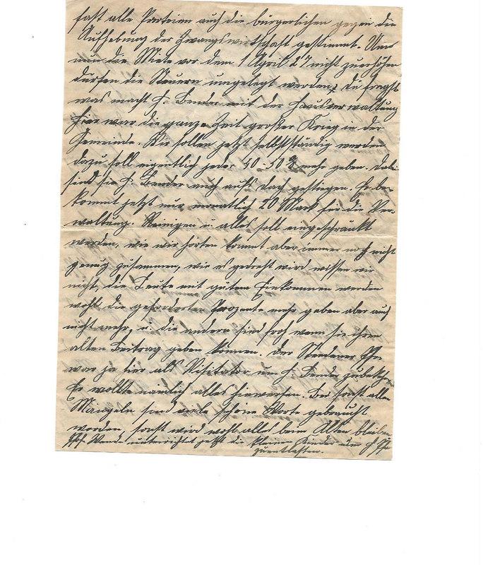 Caroline Emmel to Karl Emmel, July 13, 1926, p. 2