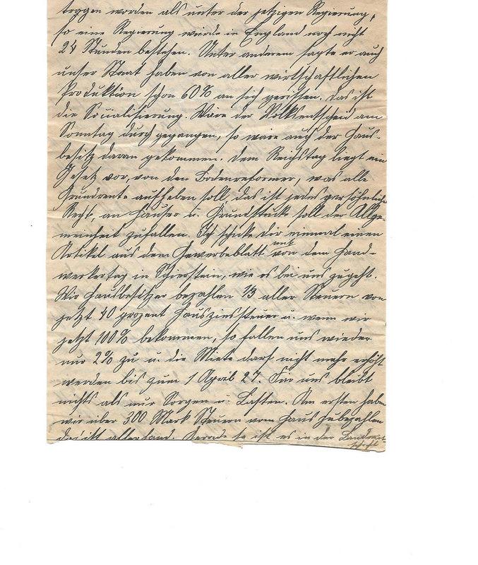 Caroline Emmel to Karl Emmel, June 23, 1926, p. 2