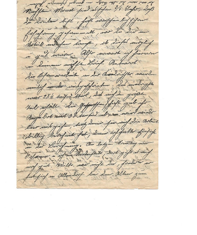 Wilhelm Emmel to Karl Emmel, June 22, 1926, p. 3