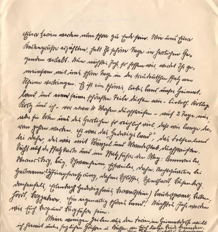 Eugen and Lisbeth Haas to Eugen Klee, September 26, 1920, p. 3