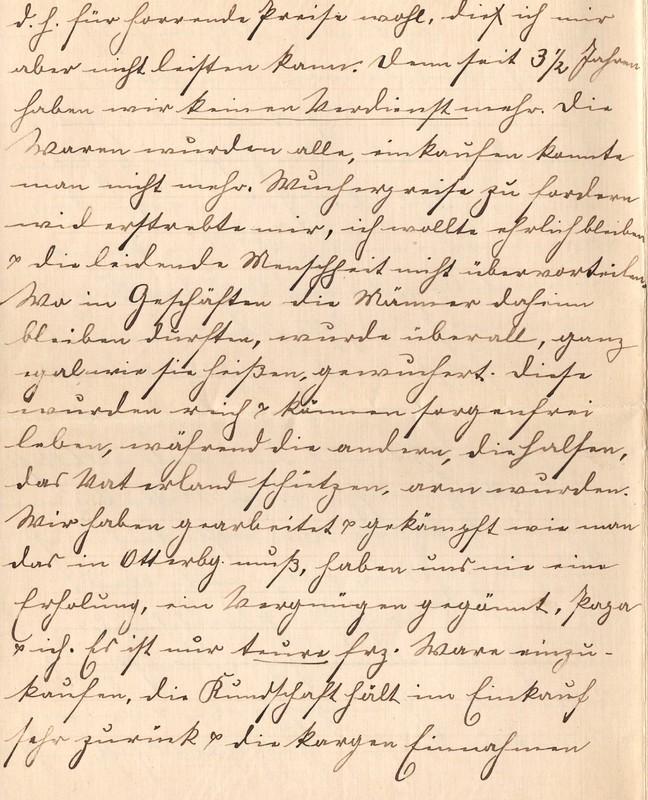 Lenchen Berdel to Eugen Klee, August 6, 1919, p. 8