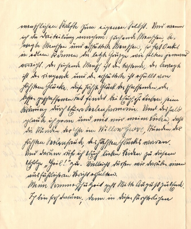 Eugen and Lisbeth Haas to Eugen Klee, July 19, 1926, p. 8