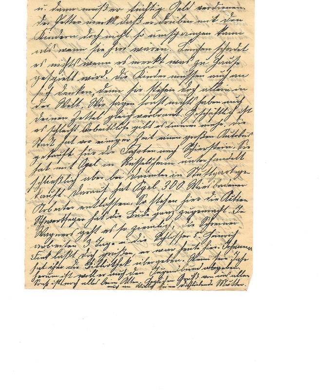 Caroline Emmel to Karl Emmel, July 28, 1926, p. 6