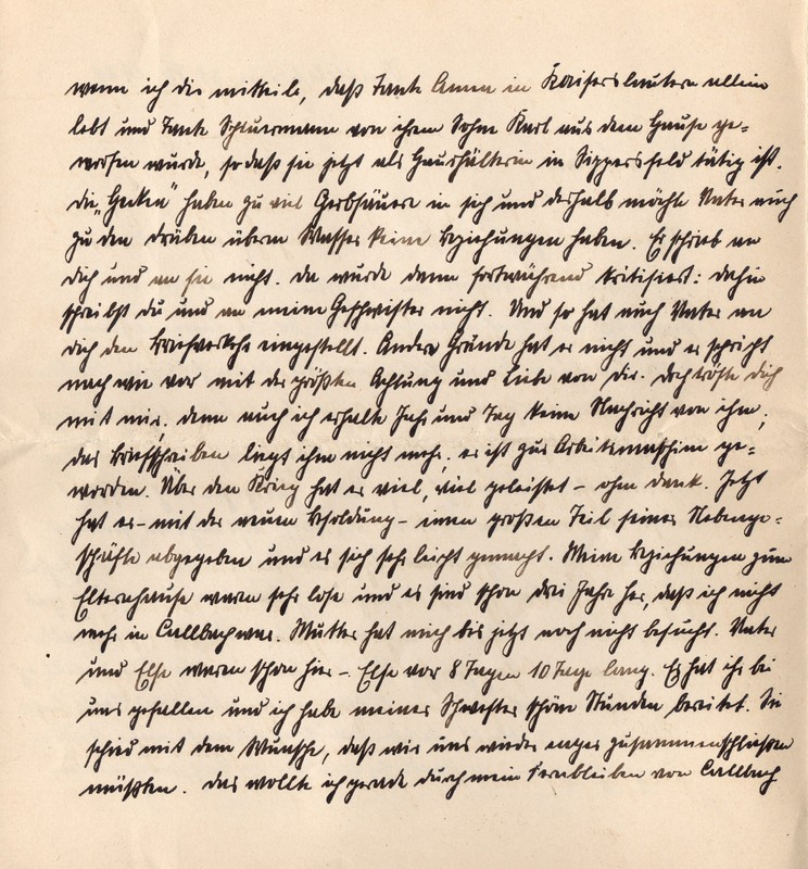 Eugen and Lisbeth Haas to Eugen Klee, August 21, 1920, p. 2