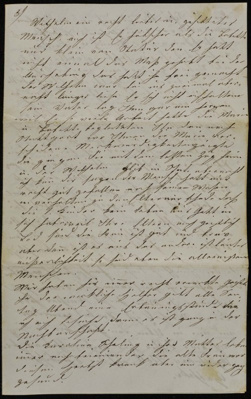 Höfeln family letter, November 14, 1869, page 4