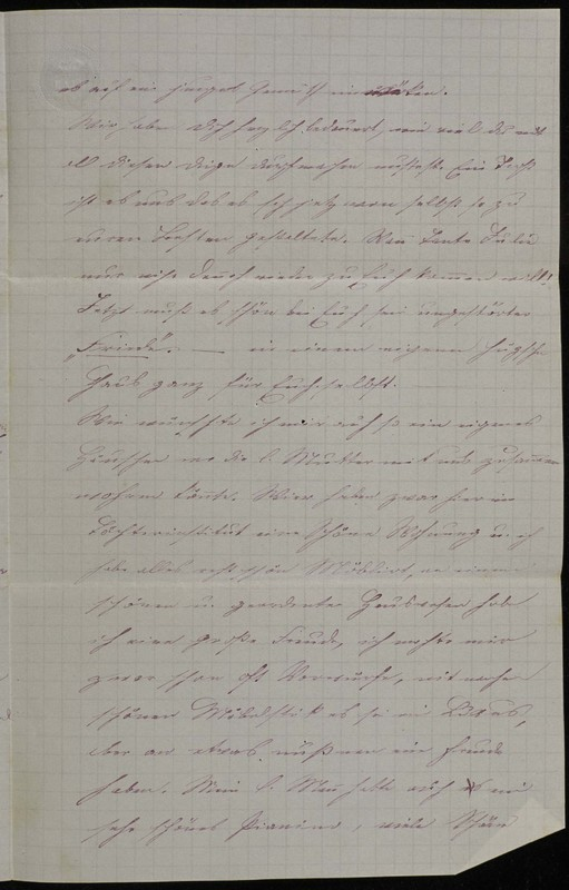 Höfeln family letter, June 18, 1869, page 3