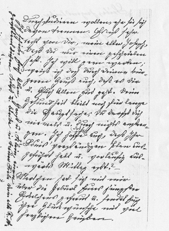Benecke family letter, December 12, 1907, page 4