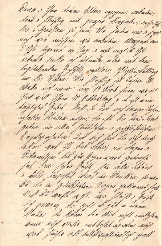 Mathilde Rettig to Eugen Klee, October 19, 1919, p. 4