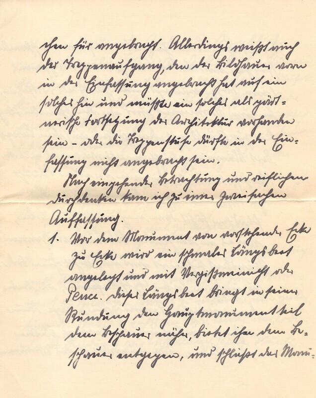 Eugen and Lisbeth Haas to Eugen Klee, November 11, 1926, p. 5