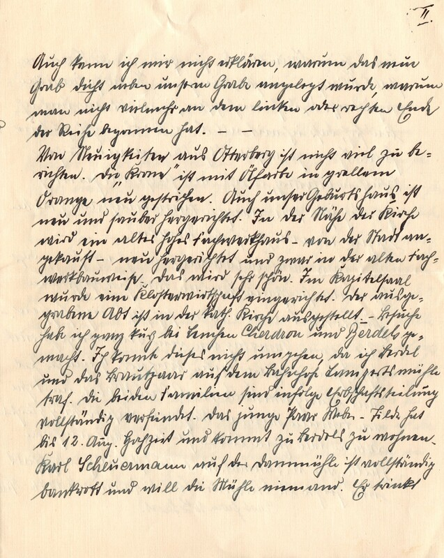 Eugen and Lisbeth Haas to Eugen Klee, July 19, 1926, p. 5