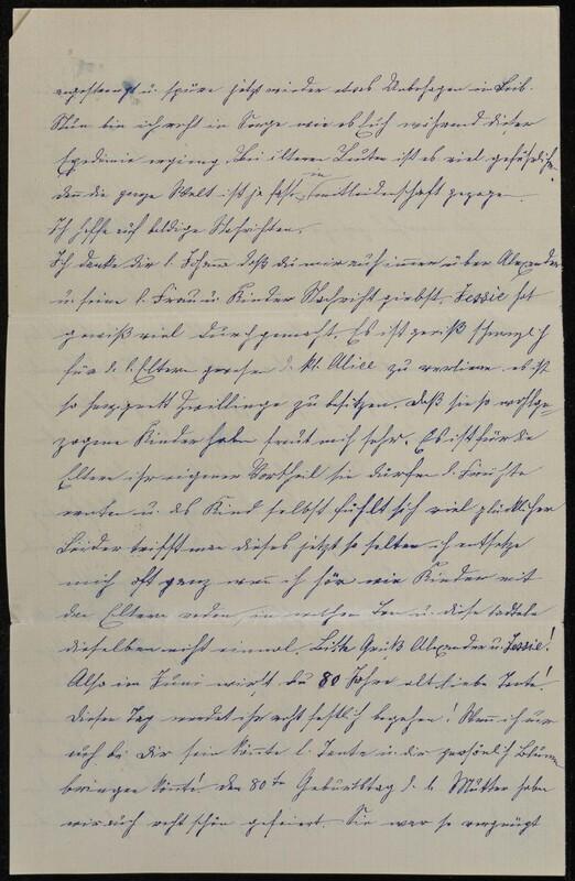 Hofeln family letter, February 9, 1890, p. 4