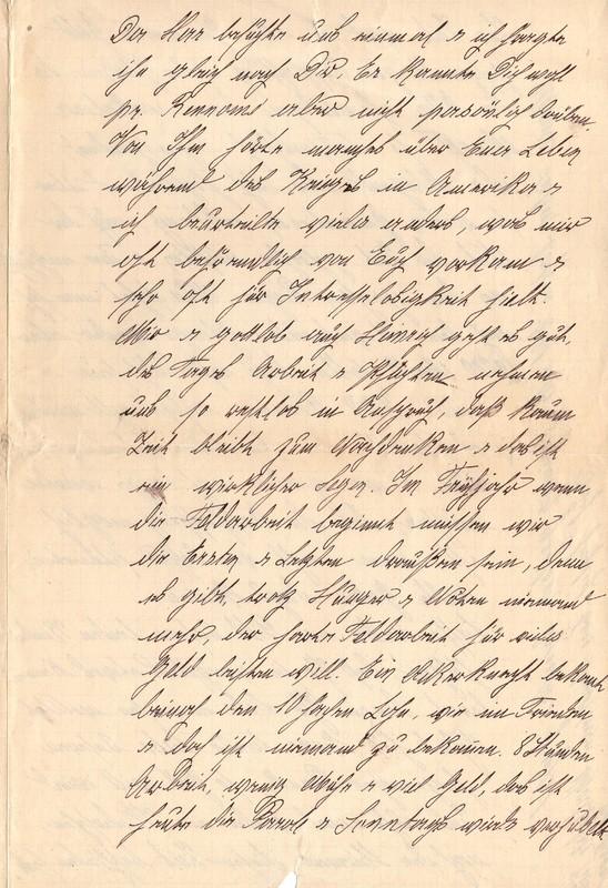 Mathilde Rettig to Eugen Klee, February 16, 1920, p. 5