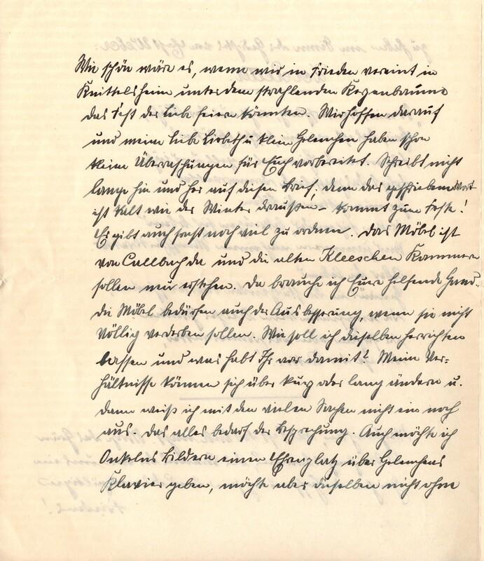 Eugen and Lisbeth Haas to Eugen Klee, December 10, 1925, p. 6