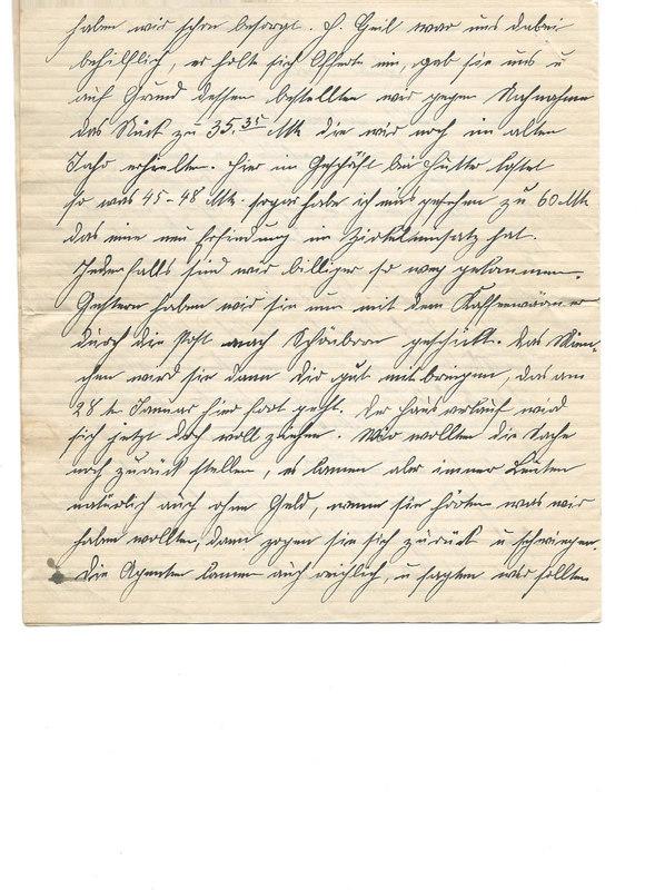 Caroline and Wilhelm Emmel to Karl Emmel, January 19, 1927, p. 2