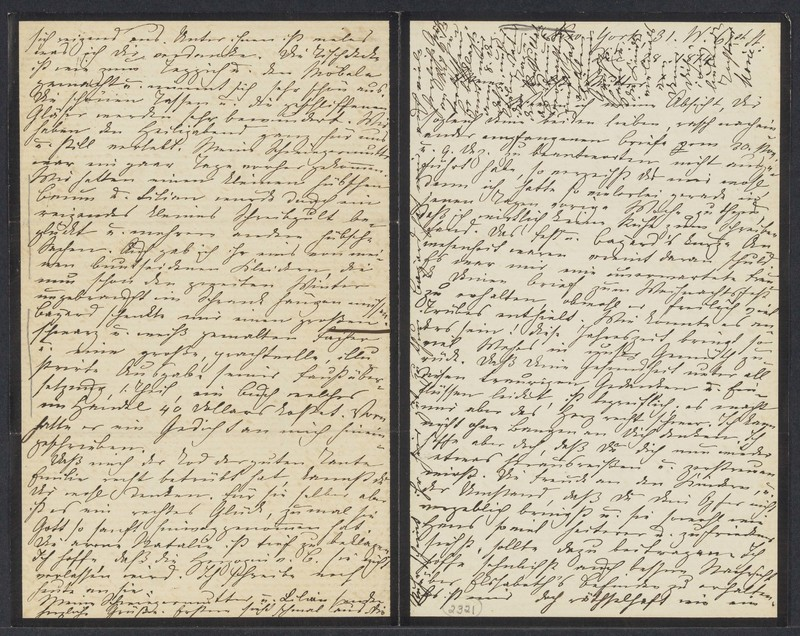 Marie Taylor to Lina Hansen, December 28, 1874
