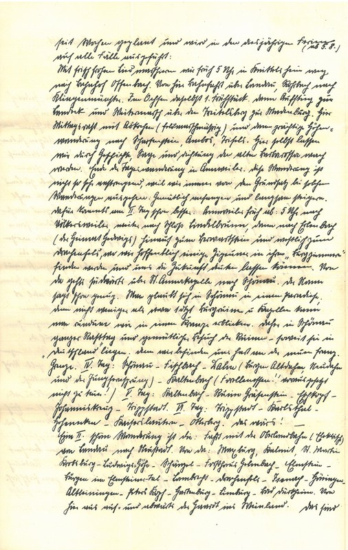 Eugen and Lisbeth Haas to Eugen Klee, May 10, 1920, p. 2