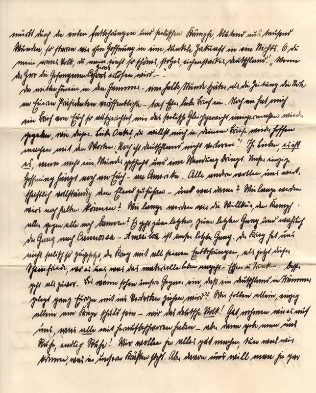 Eugen Haas to Eugen Klee, April 22, 1921, p. 2