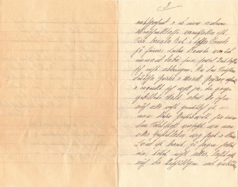 Mathilde Rettig to Eugen Klee, February 6, 1921, p. 9