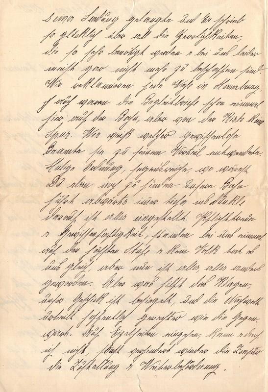 Mathilde Rettig to Eugen Klee, February 16, 1920, p. 2