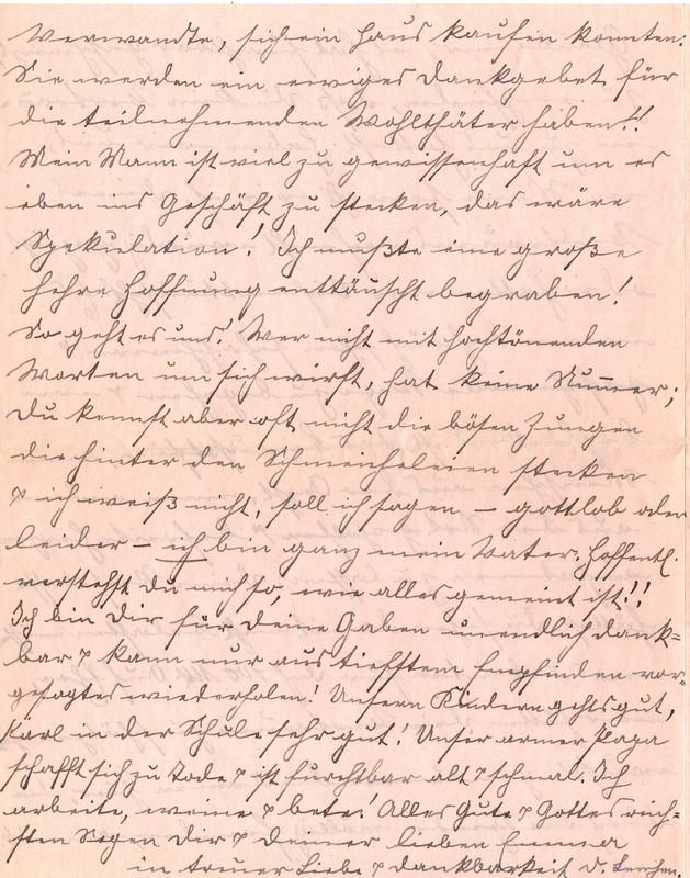 Fritz W. Berdel to Eugen Klee, July 6, 1920, p. 12