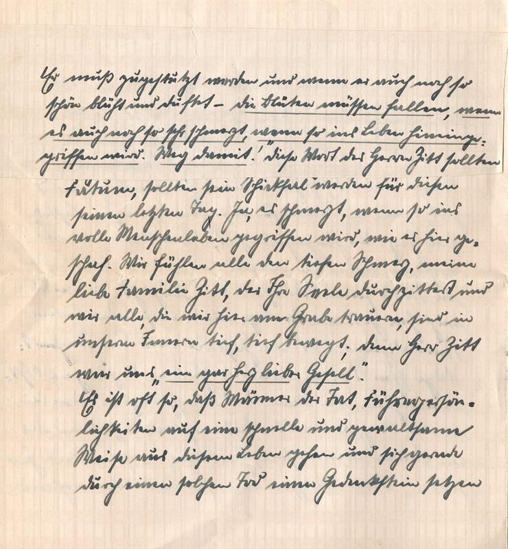 Eugen and Lisbeth Haas to Eugen Klee, April 13, 1926, p. 8