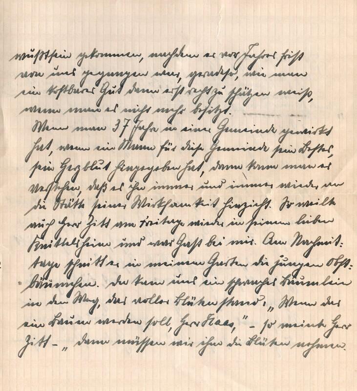 Eugen and Lisbeth Haas to Eugen Klee, April 13, 1926, p. 7