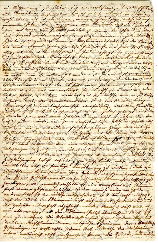 Theodor Engelmann to Margarethe Hilgard, January 21, 1837, p. 3