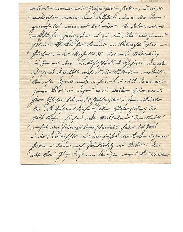 Caroline and Wilhelm Emmel to Karl Emmel, January 19, 1927, p. 7