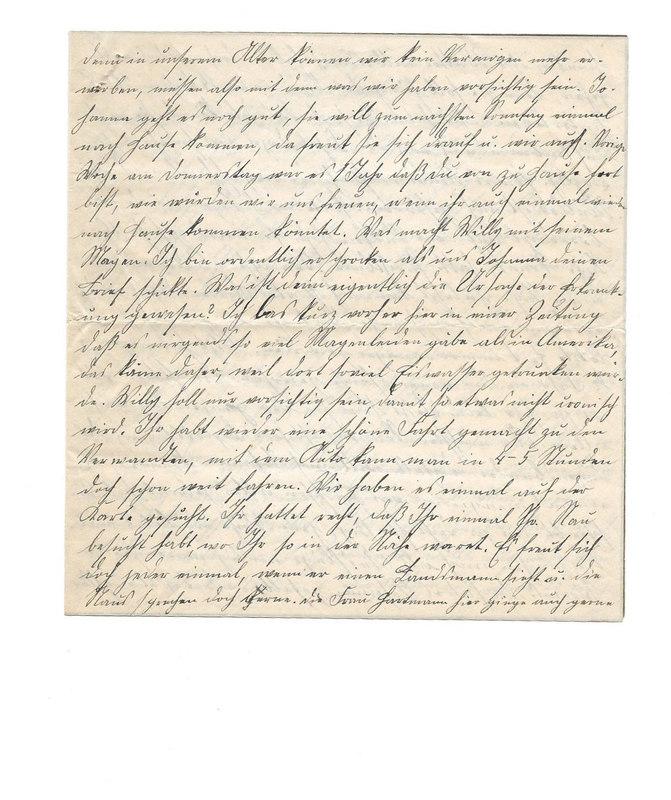 Caroline Emmel to Karl Emmel, October 11, 1926, p. 4