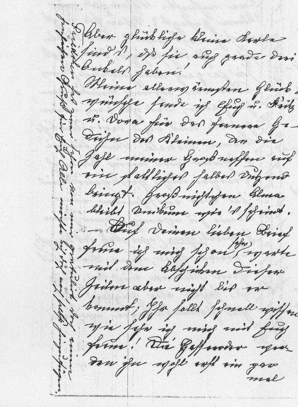 Benecke family letter, December 12, 1907, page 3