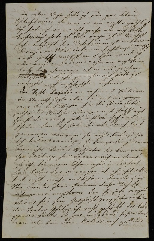 Höfeln family letter, November 14, 1869, page 5