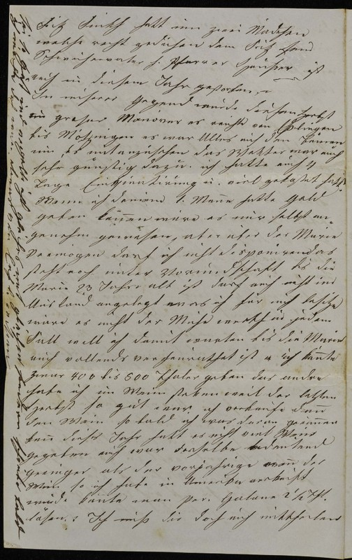 Höfeln family letter, November 14, 1869, page 8