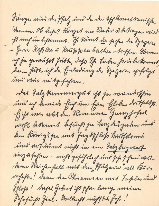 Eugen and Lisbeth Haas to Eugen Klee, July 17, 1928, p. 6