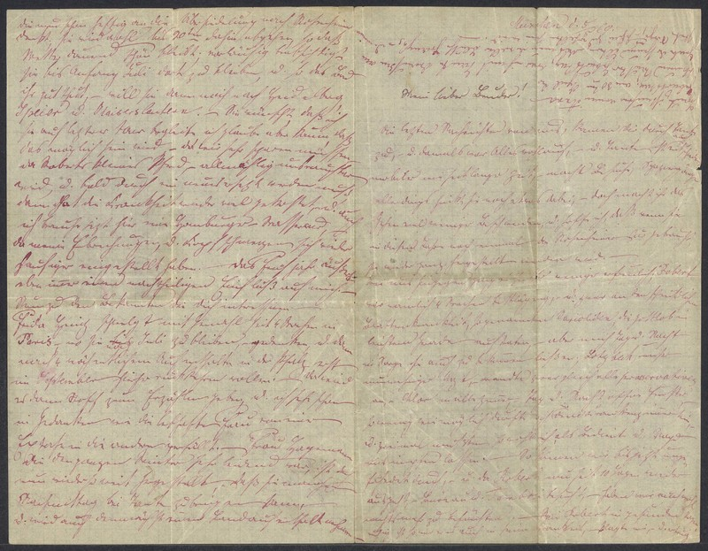 Emma Hilgard (von Xylander) to Henry Villard, May 5, 1869