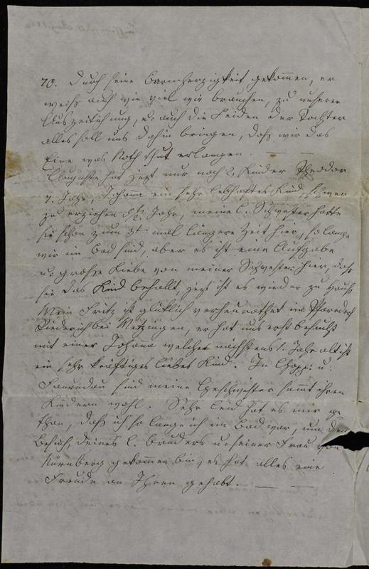Höfeln family letter, September 6, 1868, page 2