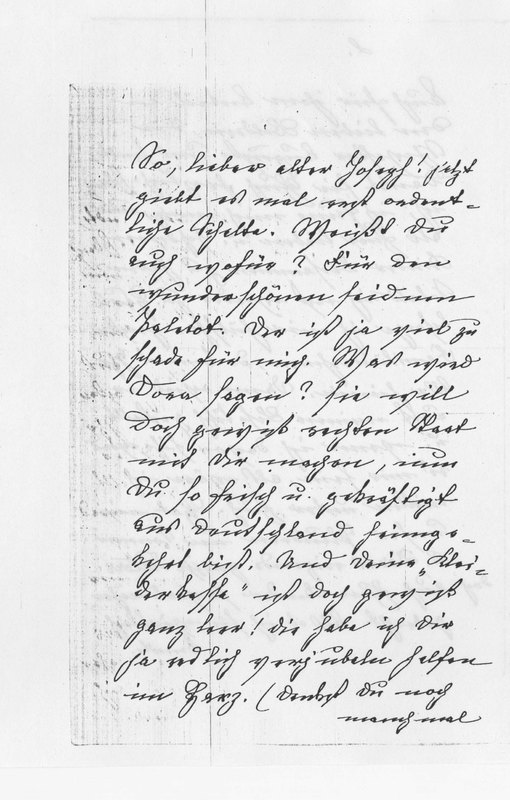 Benecke family letter, October 26, 1907, page 6