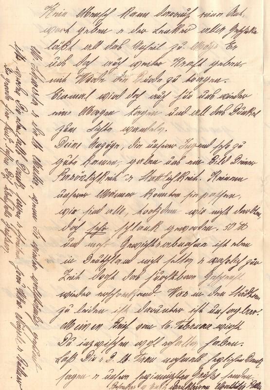 Mathilde Rettig to Eugen Klee, February 29, 1920, p. 4