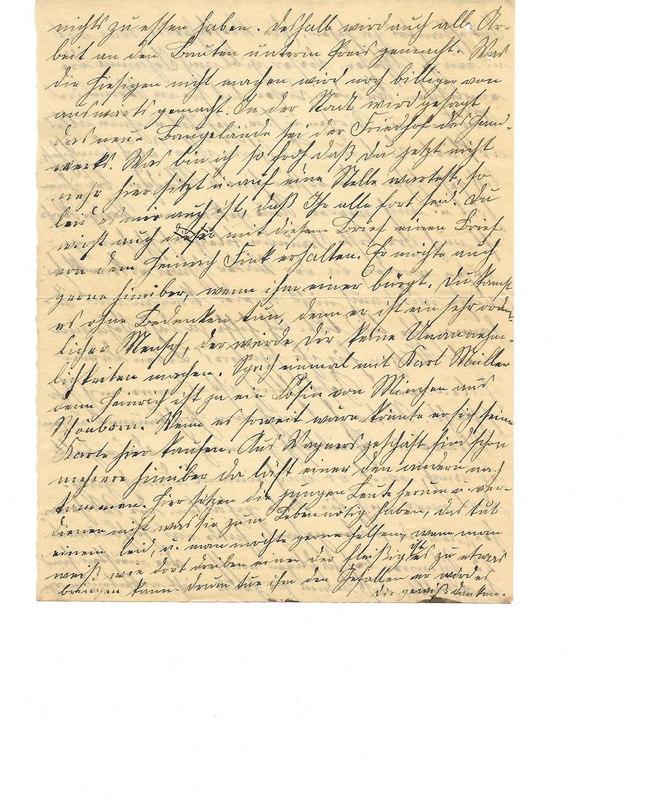 Caroline Emmel to Karl Emmel, October 11, 1926, p. 6
