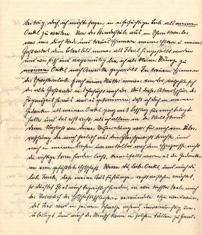 Eugen and Lisbeth Haas to Eugen Klee, December 10, 1925, p. 2