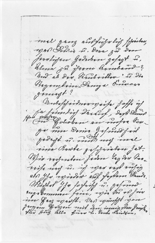 Benecke family letter, October 26, 1907, page 8