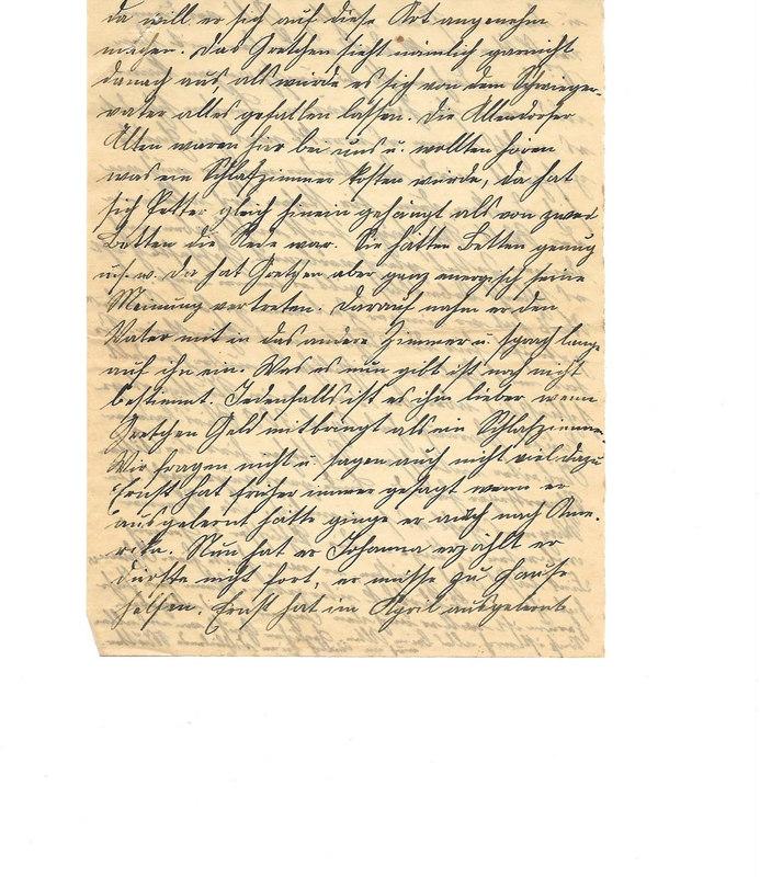 Caroline Emmel to Karl Emmel, July 28, 1926, p. 5